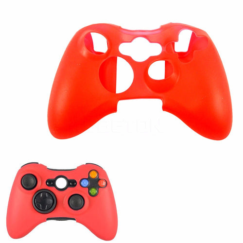 Xbox 360 Red Controller Skin