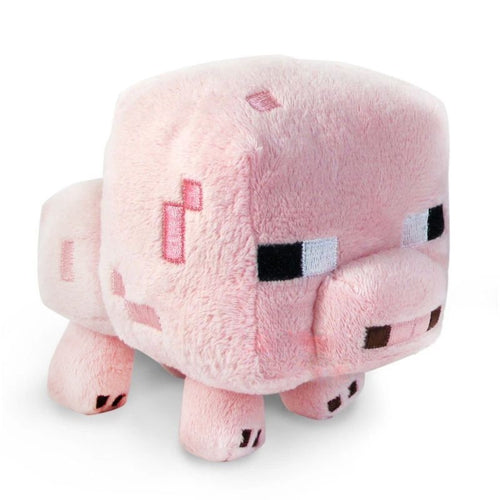 Minecraft stuffed pig