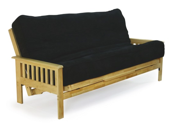 Futon, cushion, daybed