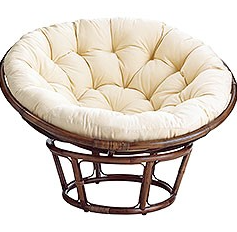 Papasan Chair Complete Set w/Cushion