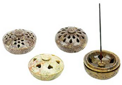 Soap Stone Incense Burner