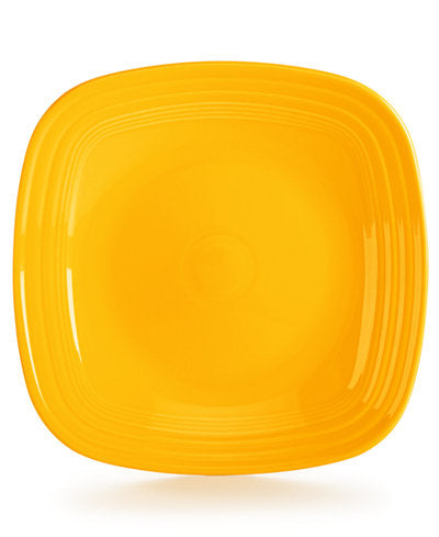 Square Luncheon Plate