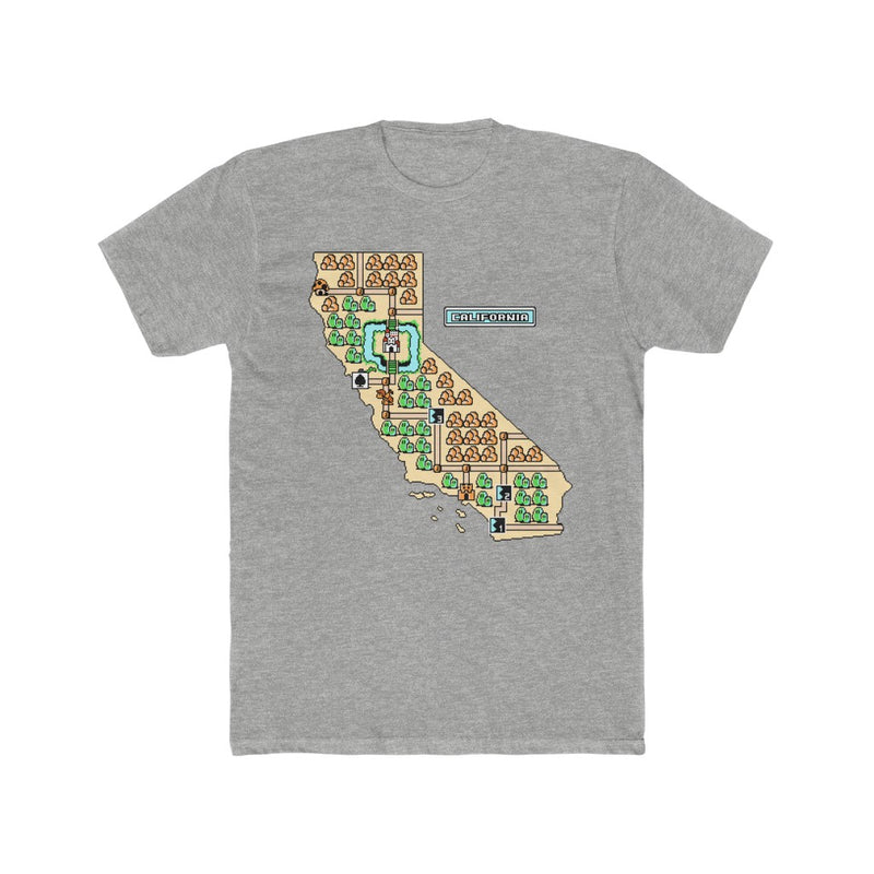 Super Cali Bros. 3 Unisex Cotton Crew Tee