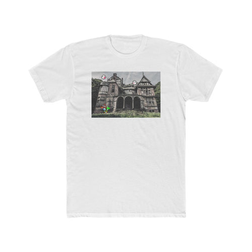Haunted Mansion Unisex Cotton Crew Tee