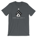 Come and Take It (Battle of Gonzales) Short Sleeve Unisex T-shirt