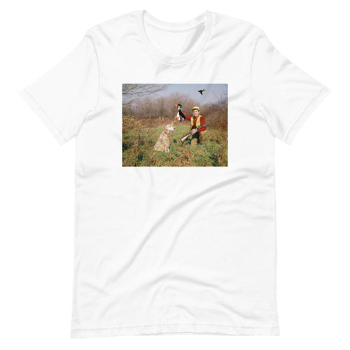 The Hunt is Over Short-Sleeve Unisex T-Shirt