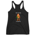 The Future is Female Women's Racerback Tank