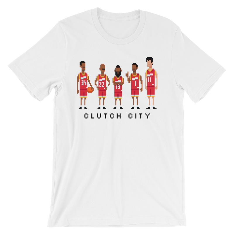 Clutch City Short-Sleeve Unisex T-Shirt