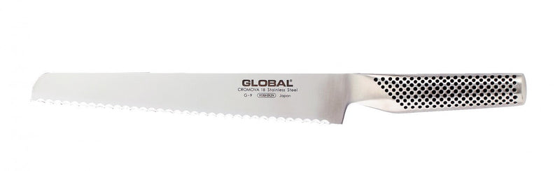 Global Bread Knife G-9 8""