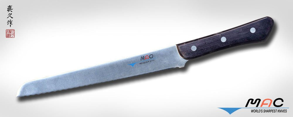 "MAC Chef Series Bread Knife 9"" BS-90"
