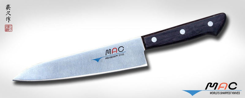 "MAC Chef Series Chef's Knife 7 1/4""  HB-70"
