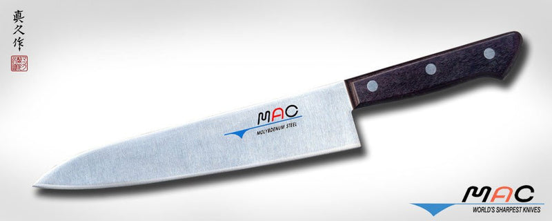"MAC Chef Series Chef's Knife 8 1/2"" HB-85"