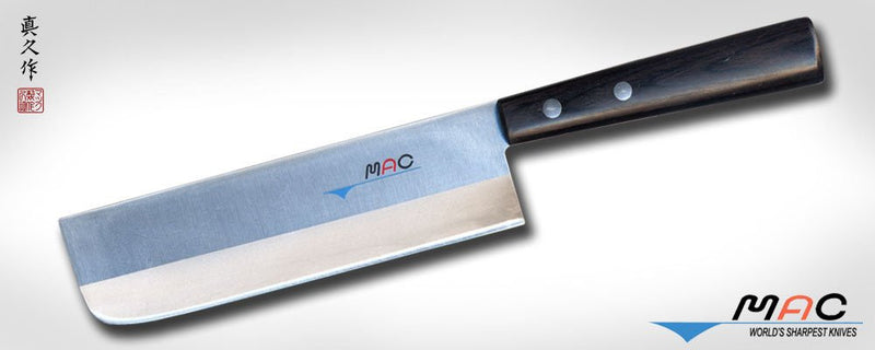 "MAC Japanese Series Nakiri 6 1/2"" JU-65"