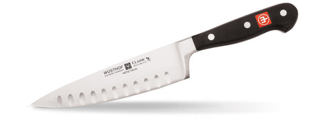 "Wusthof Classic Cook's Knife Hollow Edge 6""  4572-7/16"