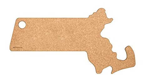 Massachusetts Shaped Cutting/Serving Board