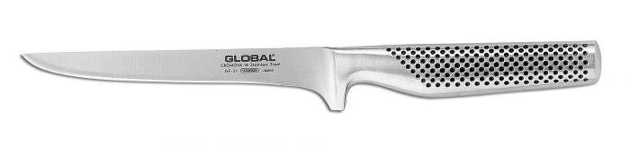 "Global Boning Knife 6.25"" (Stiff) Forged GF-31"