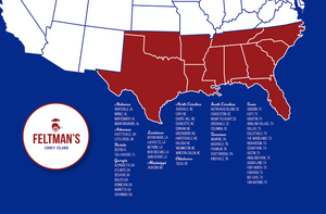 Feltman's Now Available at Whole Foods Throughout South + Southwest