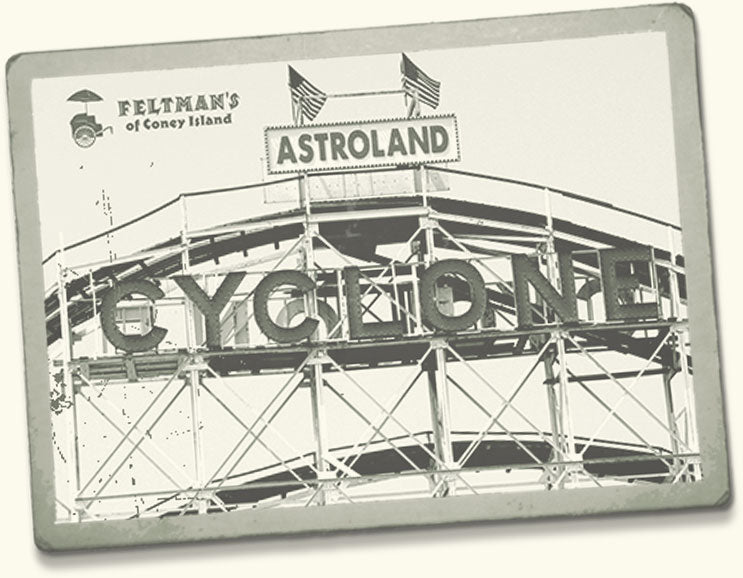 Coney Island Boardwalk Becomes a Landmark
