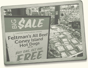The Coney Island Blog Features Feltman's at Fairway Market