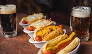 What's Your Favorite Hot Dog Pairing