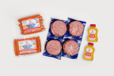 Beefed-Up Burger Bundle