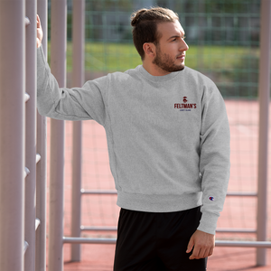 Feltman's Embroidered Champion Sweatshirt