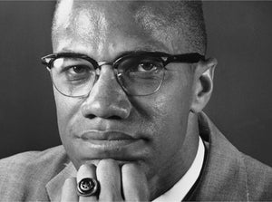 Malcom x.  Black Freedom Fighter