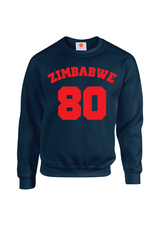 Zimbabwe Independence Sweatshirt - flingfire