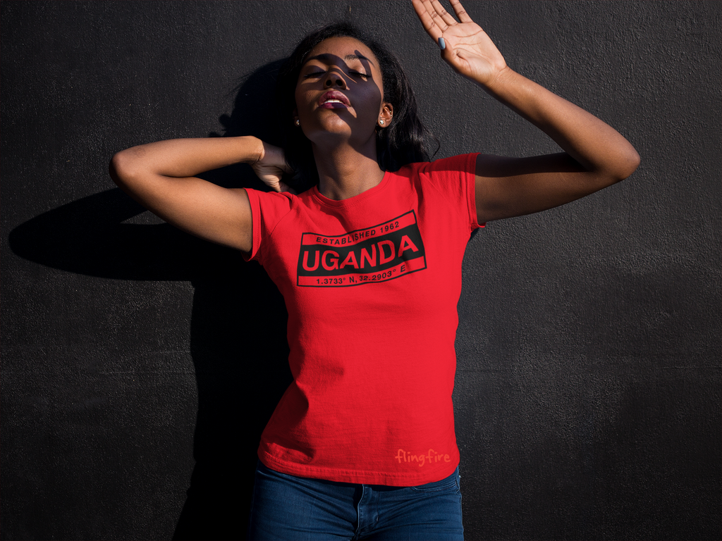 Find me in Uganda T-Shirt