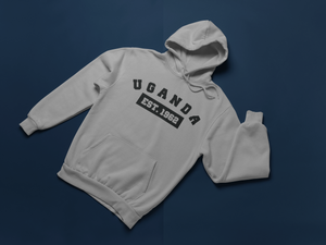 Uganda Established 1962 Hoodie