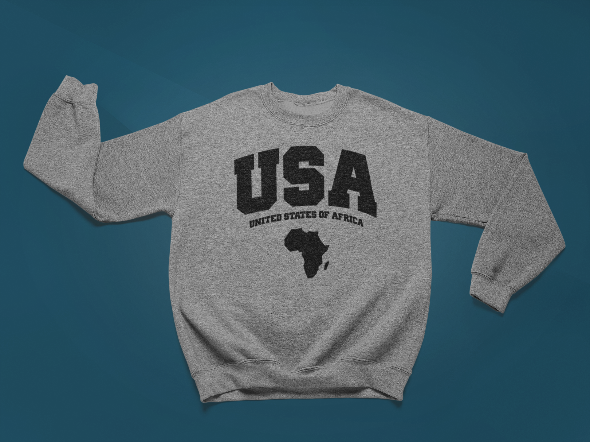 The United States Of Africa