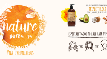 Natural Haircare Coming Soon!