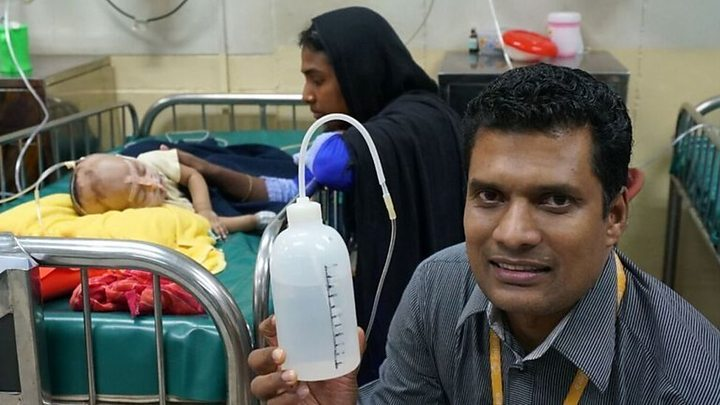Innovative Doctor Uses Old Shampoo Bottles to Save Babies