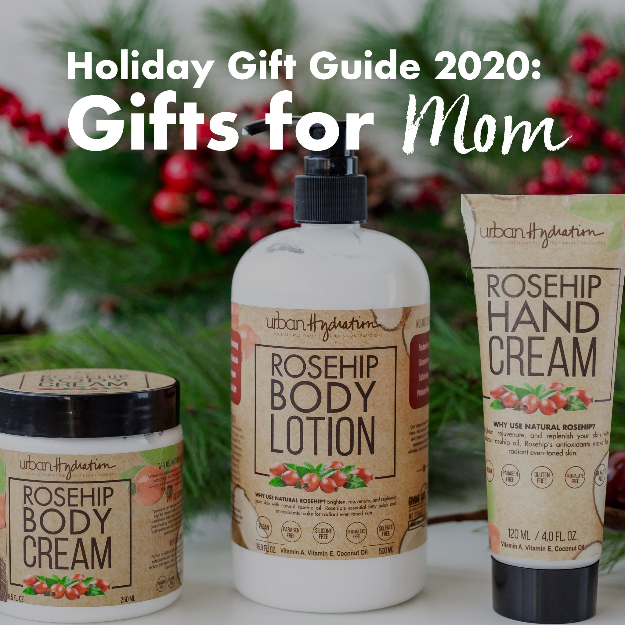 Holiday Gift Guide 2020: Gifts for Mom.