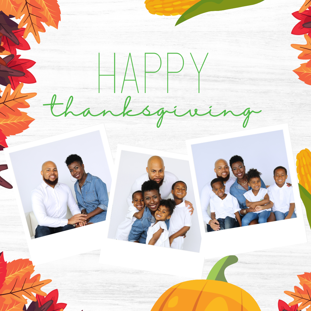 Happy Thanksgiving from The Terry's!