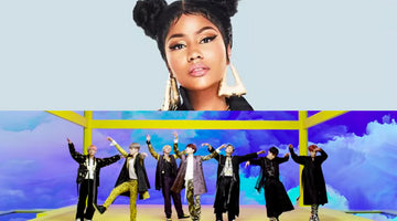 Surprise Nicki Feature in New BTS Song!