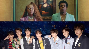 THE BEYHIVE AND BTS ARMY ALLIANCE