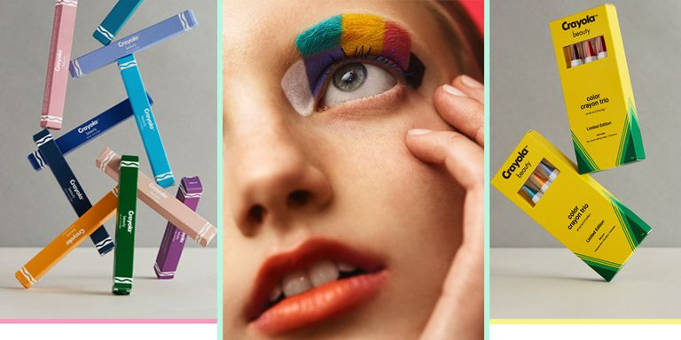 Crayola Has Launched A Makeup Line