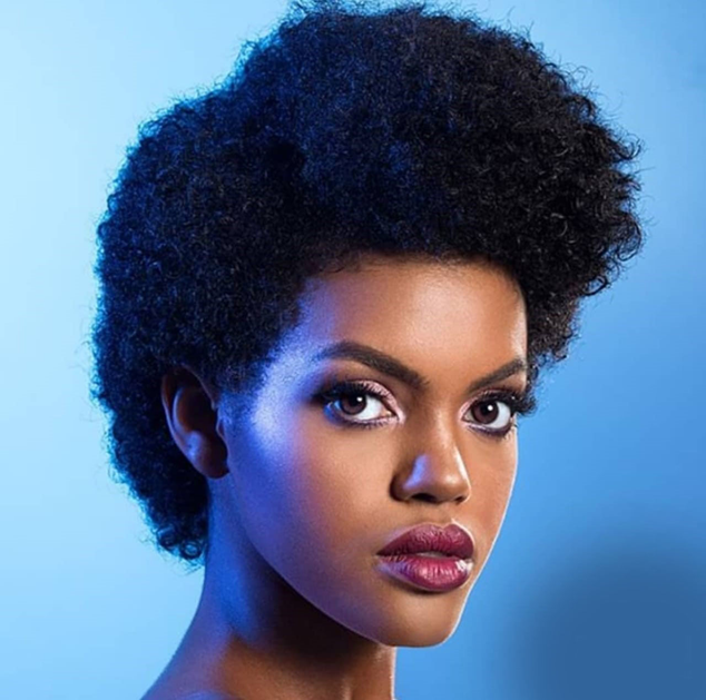 Caribbean Model Rises Above Caribbean's Next Top Model with Documentary about Natural Hair