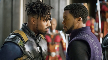 Black Panther makes history in the Middle East!