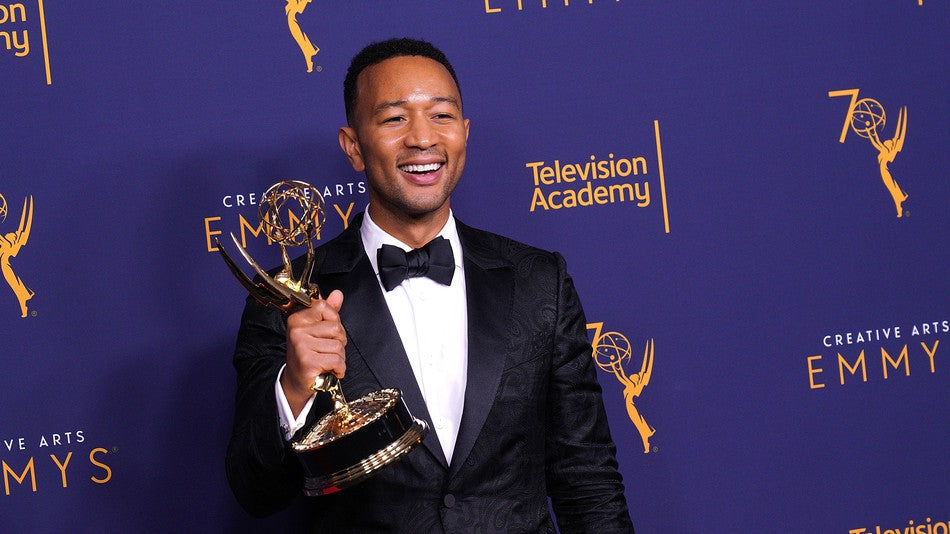 John Legend Makes Legendary History