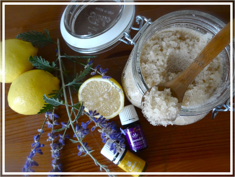 sugar scrub ingredients