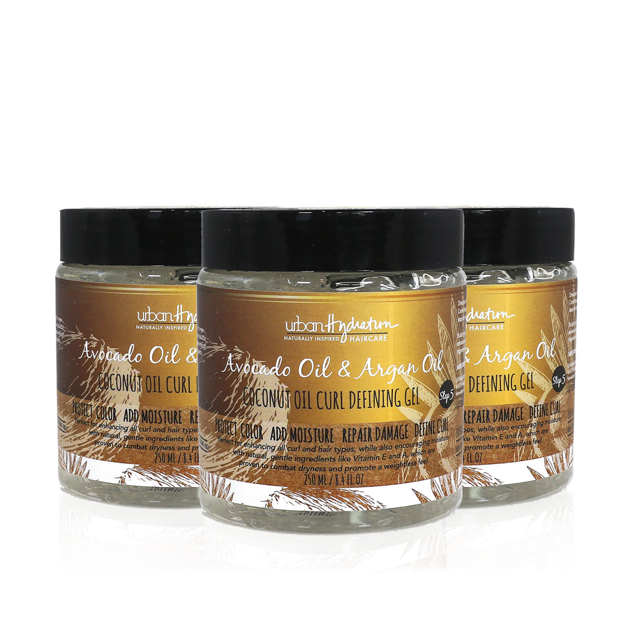 Avocado & Argan Oil Curl Defining Gel