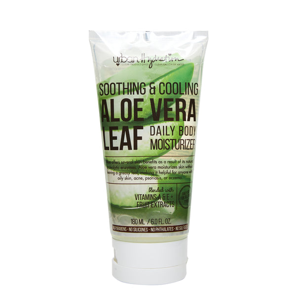 Soothing & Cooling Aloe Vera Daily Body Moisturizer