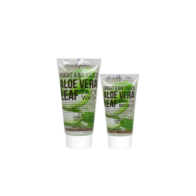 Bright & Balanced Aloe Vera Cleanse & Hydrate - 2pc Set