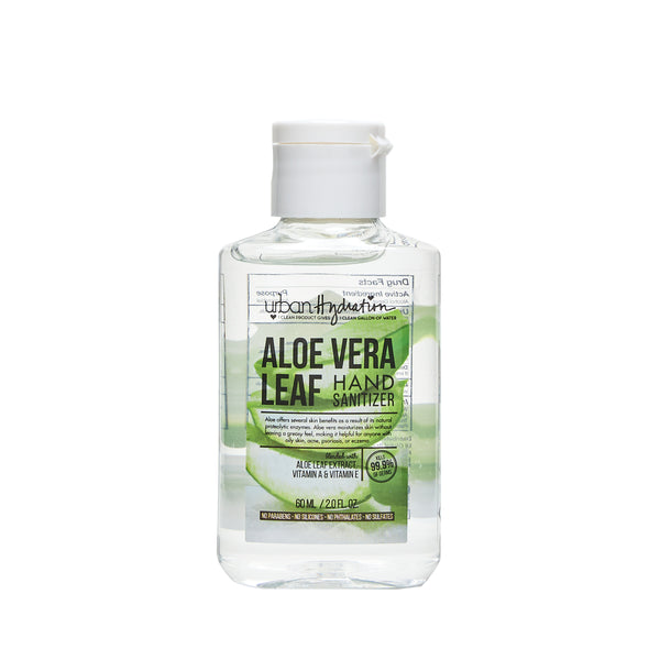 Aloe Vera 2 OZ Natural Hand Sanitizer - 12 CT Display