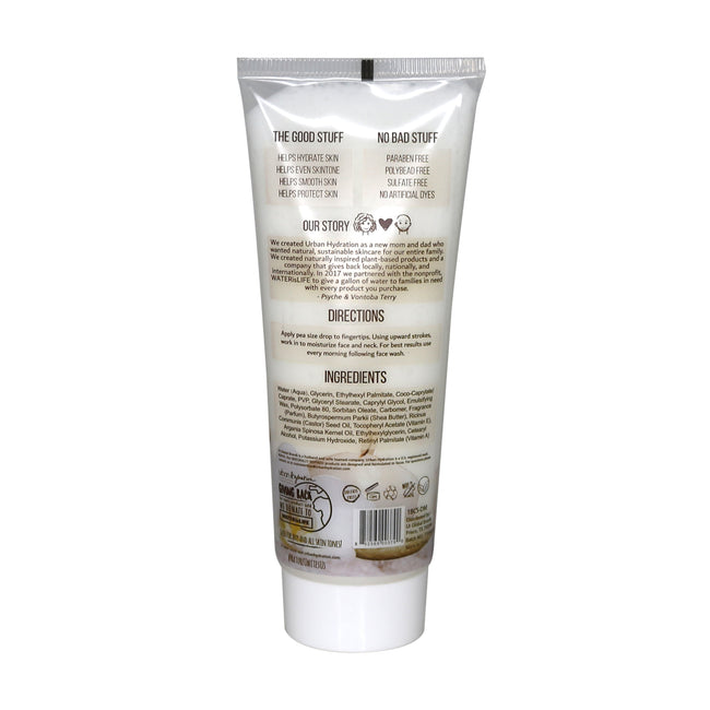 Nourish & Rehydrate Castor & Shea Daily Face Lotion