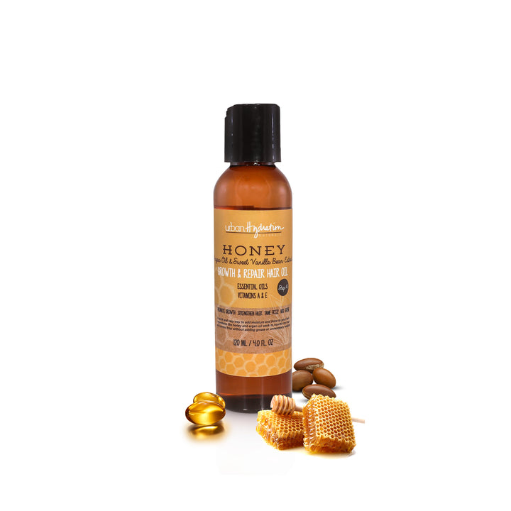 Honey Growth & Repair Hair Oil