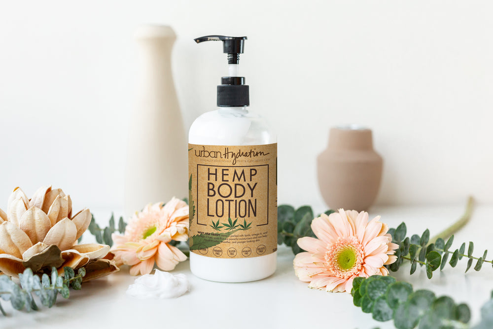 Hemp Body Lotion