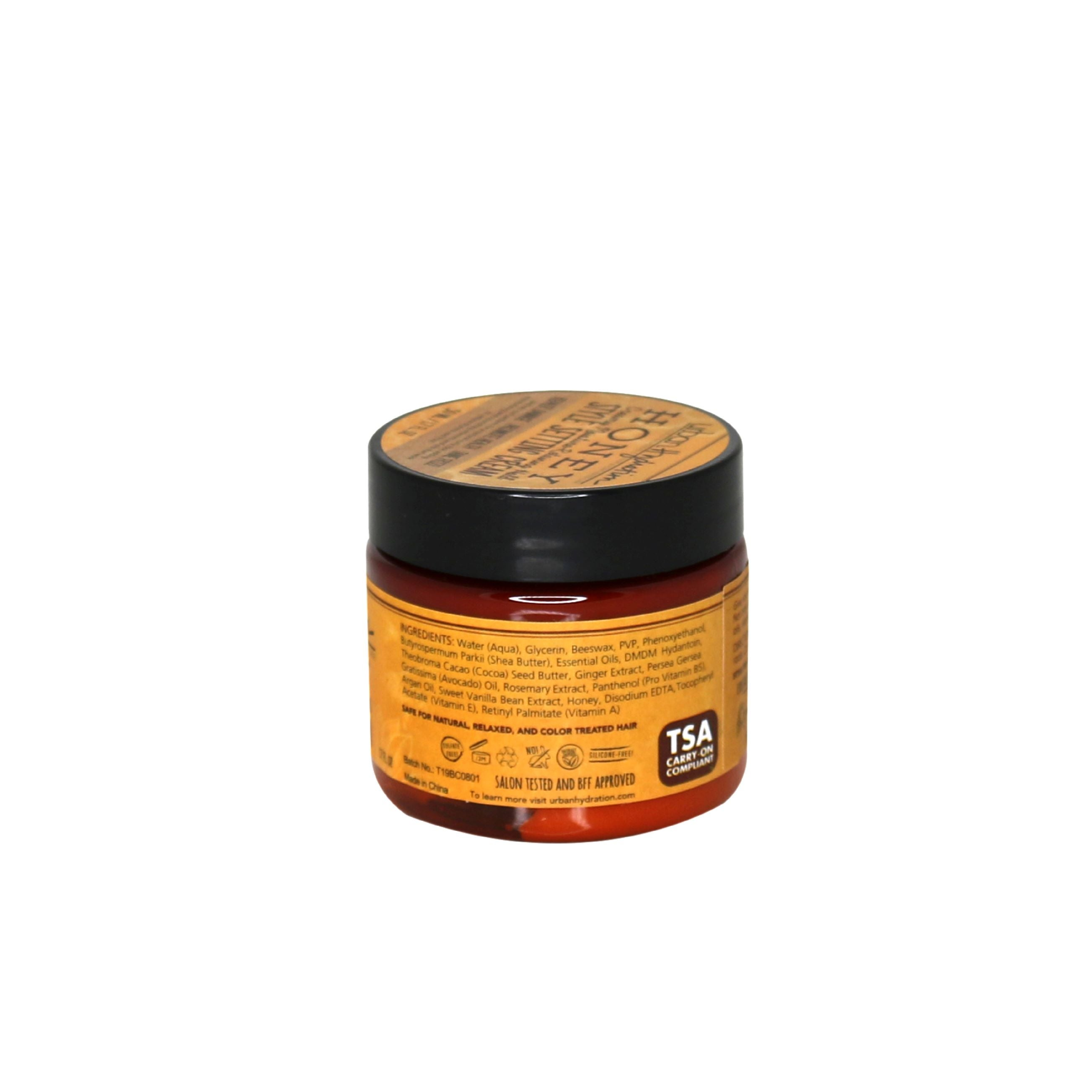 TSA Approved Honey Health & Repair Style Cream